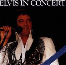 Elvis Presley Elvis in Concert CD 32 Track European RCA 1993