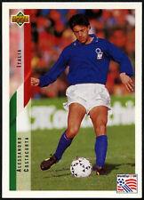 Alessandro Costacurta, Italie #126 COUPE DU MONDE USA'94, (fra/GER) carte (C385)