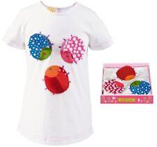 Spiegelburg® Frühlings-T-Shirt one size 104/116 Marienkäfer 100% Baumwolle 11225