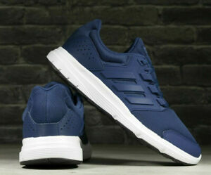 Adidas Galaxi 4 mens navy trainers
