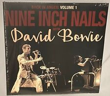 LP DAVID BOWIE Back in Anger Vol 1 NIN 1995 (2LPs 180g Vinyl) NEW MINT SEALED
