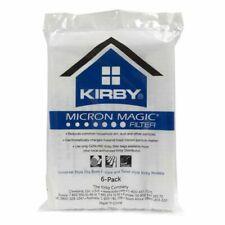 Kirby 204811 Universal Hepa White Cloth Bags - 6 Count