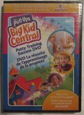 Huggies Pull-Ups Big Kid Central : Potty Training Success DVD (DVD, 2008) NEW