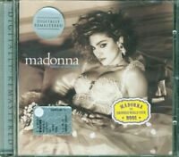 Madonna - Like A Virgin Remastered The Drowned World Tour Reissue Cd Perfetto