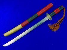 Vintage Japanese Japan Toy Katana Sword w/ Scabbard