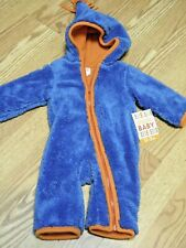 Giggle Baby Full Zipper Jumpsuit All In One (Fits Over Clothes)