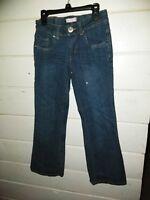 NWT Levi's Girls Size 10 Regular Stretch Flare Sparkle Jeans