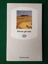 Cesare PAVESE - PAVESE GIOVANE , Ed. Einaudi  (1990)