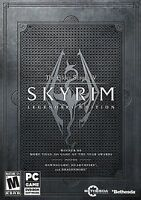 The Elder Scrolls V 5: Skyrim Legendary Edition PC SINGLE PLAYER ONLY No DVD/CD
