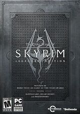 Elder Scrolls V: Skyrim -- Legendary Edition (PC, 2013) не диск