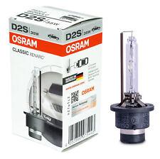 NEU ORIGINAL Genuine Osram D2S 66240CLC Classic 4150K xenon bulb brenner BMW VW