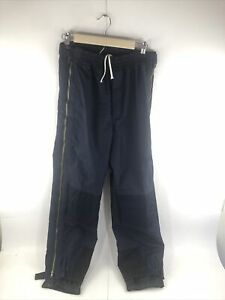 The North Face Ultrex Ski Pants Zip On/Off Blue Size Extra Small Waterproof
