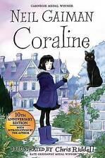 Coraline by Neil Gaiman (Book, 2012)