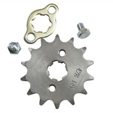 428 14T 17mm Chain Front Sprocket Cog For Motorcycle Dirt Pit Bike
