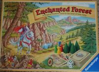 Ravensburger Enchanted Forest Board Game 1990