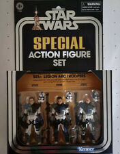 STAR WARS VINTAGE COLLECTION ARC TROOPERS CLONE JESSE FIVES ECHO SDCC HASBRO