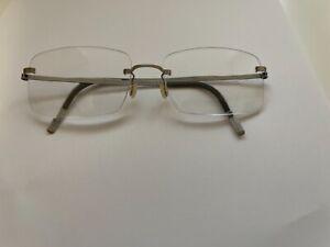 Lingberg Titanium Glasses Frames in excellent condution