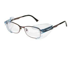 Multi Fit Safety Side Shields Attachment for Prescription Glasses