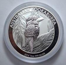 Australian Kookaburra 10 Oz Silver Bullion Coins Ebay
