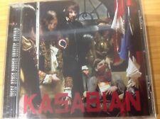 Kasabian - West Ryder Pauper Lunatic Asylum UK CD