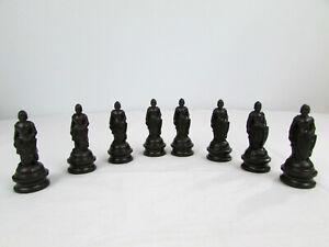 One Vintage Anri Replacement Chess Piece Black Pawn ES Lowe Renaissance