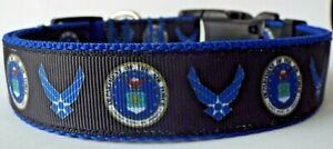 US Air Force dog collar