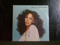 "Donna Summer ""Once Upon a Time""  LP Vinyl Record Used Minimal wear and tear"