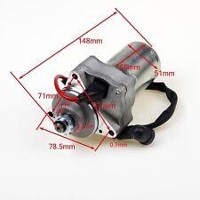 Electric Starter Motor for TAOTAO JETMOTO ROKETA 50CC 90CC 110CC ATV Go kart
