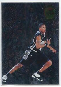 1996 Press Pass Pandemonium 7 Allen Iverson Rookie
