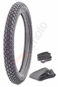 Reifen mit Schlauch Felgenband 3.25-19 3.25x19 Simson AWO IFA MZ NSU DKW