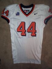 TEAM ISSUED Syracuse Orange #44 ncaa Football GAME Jersey Adult MEN'S/MENS (54)