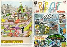 THE FABULOUS FURRY FREAK BROTHERS in the 21st CENTURY, RIP OFF COMIX #10