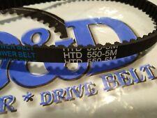 D&D Bgf Belt Htd 550-5M 110 teeth