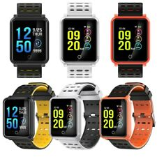 NEW WATERPROOF SMART WATCH ACTIVITY BAND FOR IPHONE X XS SAMSUNG GALAXY S10 LG