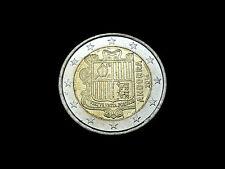 Gelegenheitsausgabe Münzen aus Andorra