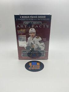 2020-21 Upper Deck NHL Hockey Artifacts Blaster Box Sealed