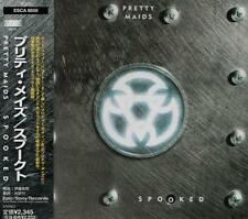 PRETTY MAIDS Spooked +3 FIRST JAPAN CD OBI ESCA 6656