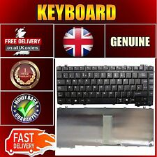 Brand New Toshiba Laptop keybord Satellite A200-1N7  L300D-12I UK Black