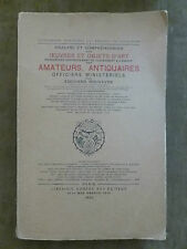 ROUVEYRE. ANALYSE & COMPREHENSION DES OEUVRES & OBJETS D'ART.PORCELAINES.BRONZES