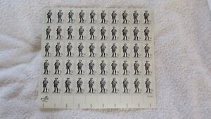 Scott # 1242 5¢ Sam Houston   Stamps,  MNH, Sheet of 50