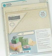 "MARTHA STEWART CRAFTS 12"" SCORING BOARD  - NEW"