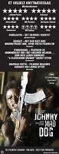 JOHNNY MAD DOG Movie POSTER 14x36 Insert Christophe Minie Daisy Victoria Vandy