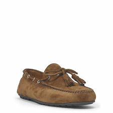 Ralph Lauren Men's Harold Suede Tassel Driver Shoes (size) 9.5