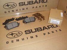 Genuine OEM Subaru Forester Rear Brake Pad Set 2004-2008 (26696FE050)