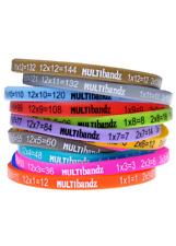 Multibandz Times Tables Wristbands