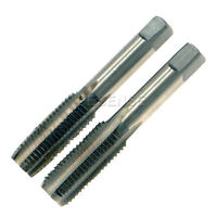 12mm x 1.5 Metric Right Hand Thread Taper and Plug Tap Set M12 x 1.5mm Pitch
