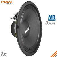 """1x PRV Audio 8MR500-NDY v2 8"""" Midrange Neodymium 8 Ohms Car Audio Speakers 500W"""