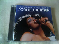 DONNA SUMMER - THE JOURNEY (THE VERY BEST OF) - CD ALBUM