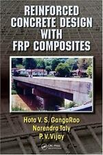 Reinforced Concrete Design with FRP Composites, Good Books