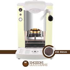 Macchina Caffe Cialde Faber Slot Inox Espresso Italiano - Colore a scelta